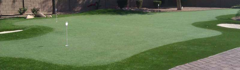 Artificial Lawn Phoenix-putting-green