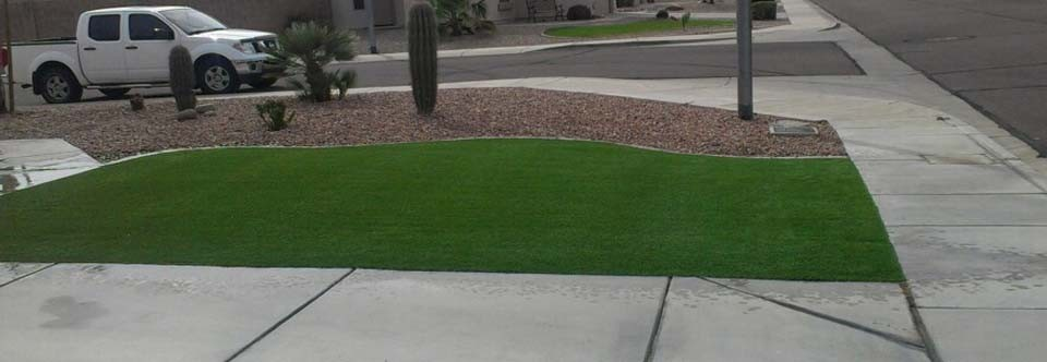 Competitive Grass Installation Prices